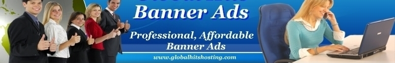 Global Hits Hosting Banner Ads
